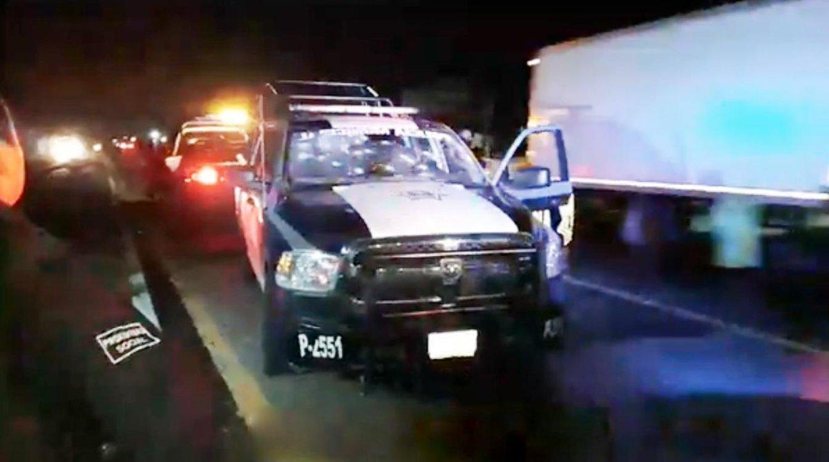 Emboscan a policías en Coahuila; hay tres heridos