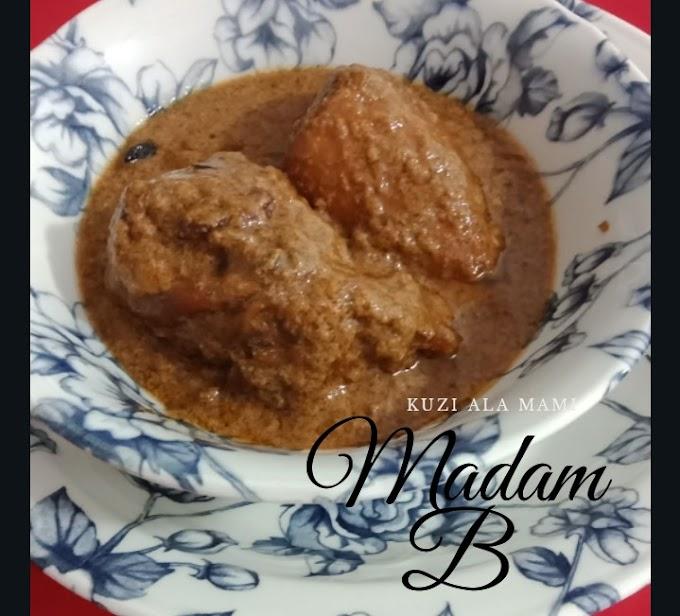 Kenapa Akak Dan Ibu Sekalian Wajib Try Buat Kuzi Ayam Kuzilicious Resepi D'Mami Kitchen?