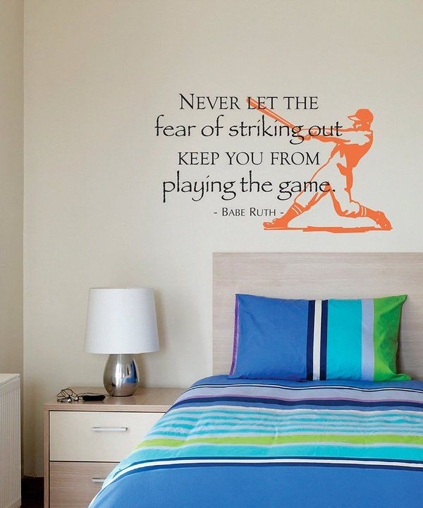 Softball Bedroom Decorations Design And Ideas 15