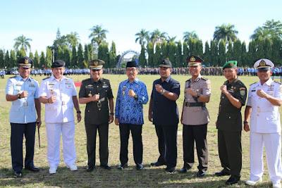 Peringati Hari Bela Negara, Wiranto Berpesan: Rajut Persatuan, Jaga Kerarifan Lokal dan Lingkungan