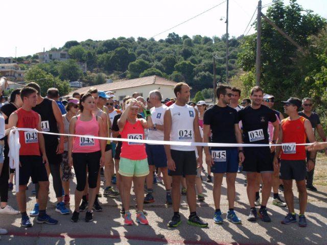 Θεσπρωτία: Ράγιο-Σαγιάδα, μια υπέροχη διαδρομή 12 χλμ., που έτρεξαν μικροί και μεγάλοι, άνδρες και γυναίκες...