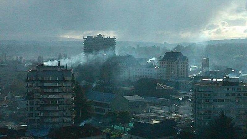Osorno: Preemergencia ambiental este martes 11