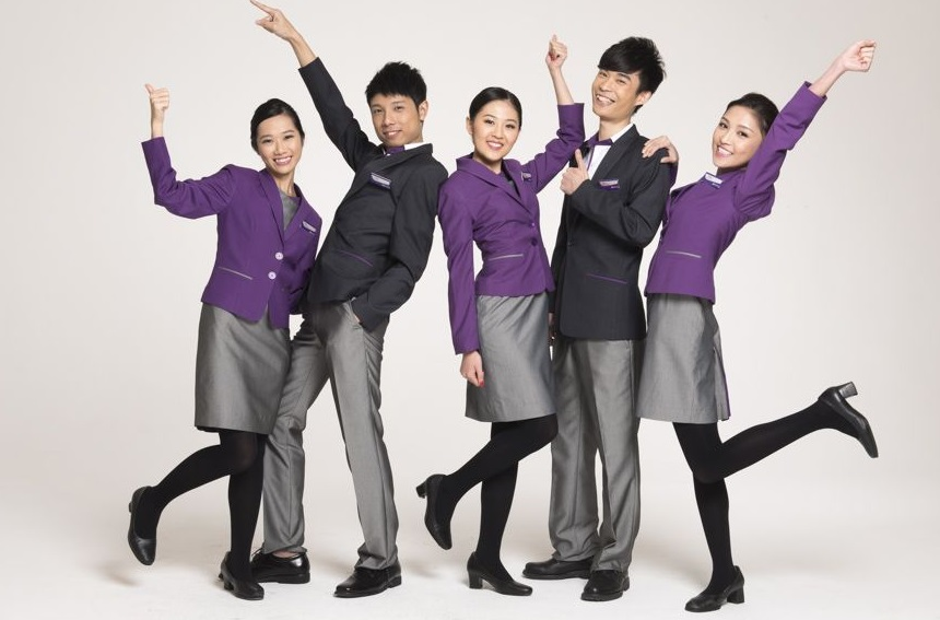 crew uniform - Google-haku Staff - Air \ cruise Pinterest - flight attendant job description