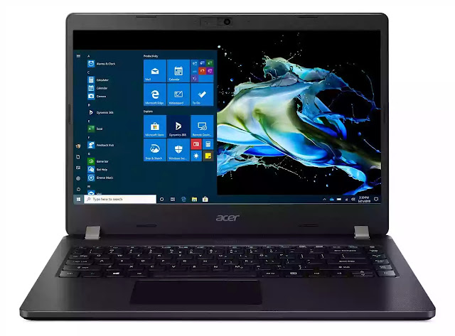 Acer Travelmate Laptop Specs, and Price in India (TMP214-52)