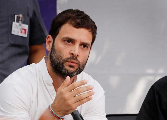 आदिवासी आंदोलन के जरिए मोदी सरकार को घेरेंगे राहुल