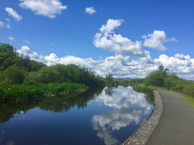 Union Canal, Falkirk, Scotland