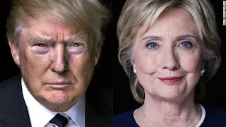 Trump Vs Clinton - Time to Watch & Wait?