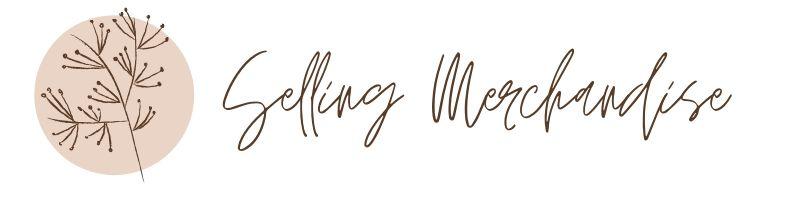 berjualan merchandise blog