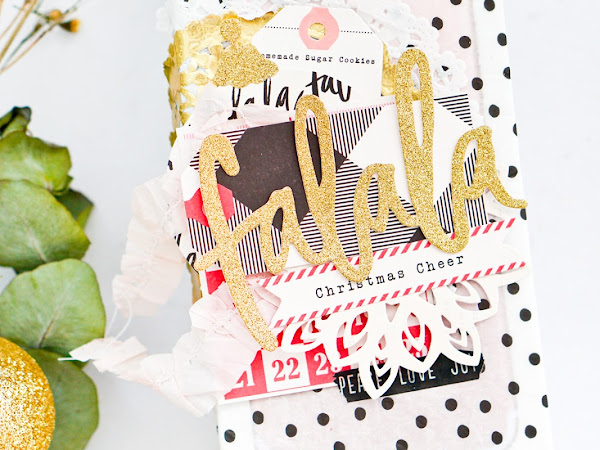 Crate Paper Design Team : FaLaLa Gift Packaging