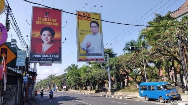Survei Litbang Kompas: Baliho Politik Dianggap Nggak Ngaruh!
