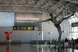 αεροδρόμιο των Βρυξελλών