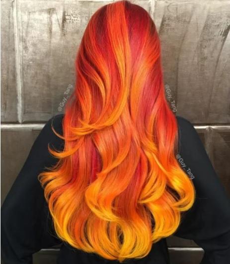 cabelo-ombré-cor-vermelho-de-fogo-guy-tang-cabeleireiro