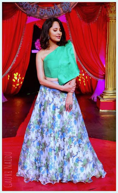 Actress Anasuya Latest Cute Pics Actress Trend