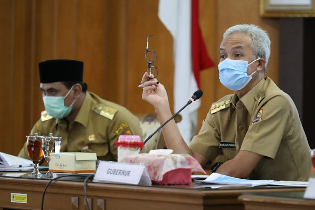 Covid-19 Patients Increase, Central Java Governor Offers 2 Options