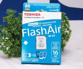 Toshiba Flash Air 16GB