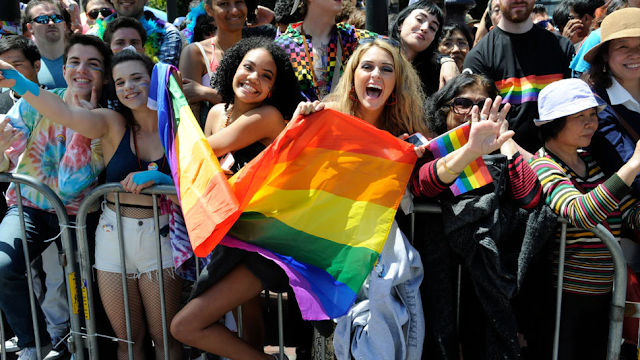 Number Of Young Americans Who Identify As LGBT Skyrockets: Poll