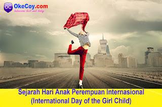 sejarah hari anak perempuan sedunia internasional dunia nasional