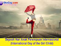 Sejarah Hari Anak Perempuan Internasional (International Day of the Girl Child) 11 Oktober