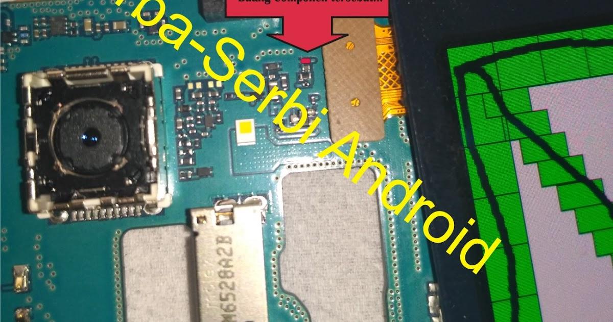 Samsung J1 Ace J110 Touchscreen Not Work Solution
