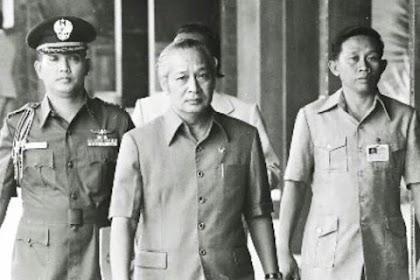 Cerita di Balik Presiden Soeharto Pilih Tinggal di Jl Cendana Bukan Istana