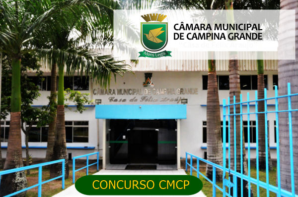 Concurso Câmara Municipal de Campina Grande-PB
