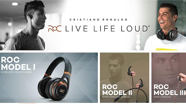 ROC Wireless Earbuds by Ronaldo are Now Available in Lazada