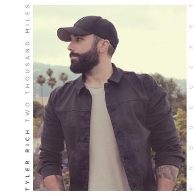 Tyler Rich - Two Thousand Miles (2020) - Album Download, Itunes Cover, Official Cover, Album CD Cover Art, Tracklist, 320KBPS, Zip album
