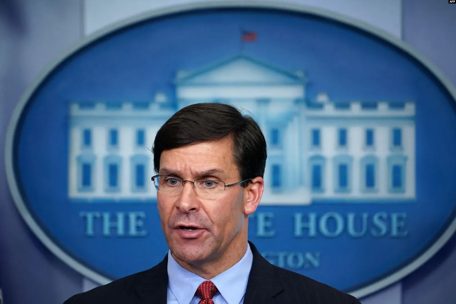 Menteri Pertahanan AS, Mark Esper. (Foto: dok).