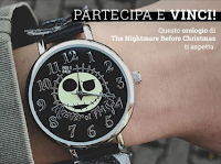 Logo Contest EMP: gioca e vinci gratis un esclusivo orologio The Nightmare Before Christmas