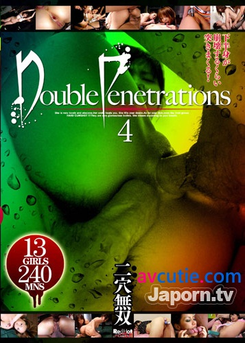 Double Penetrations Vol. 4 [RED-146] [DVD9] [NTSC] [2011] [Resubido]