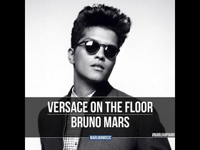 Bruno Mars -Versace On The Floor