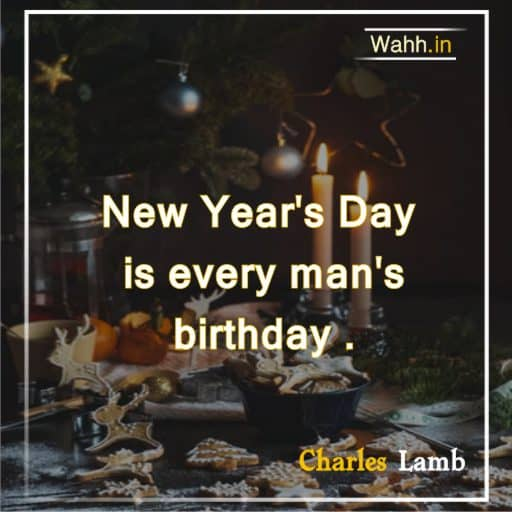 New Year Quotes and Captions