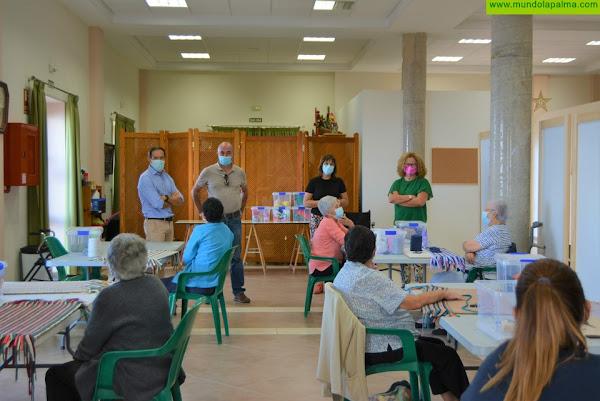 El Cabildo palmero abona casi 360.000 al Ayuntamiento de Puntallana para la gestión de la residencia y el de día de mayores