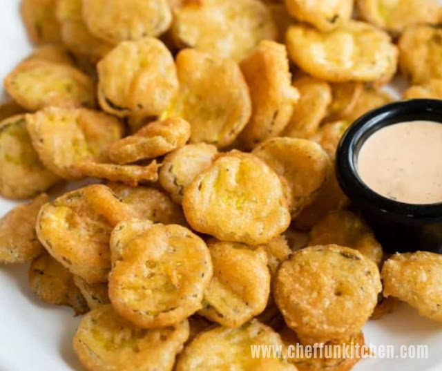 Perfect Fried Pickles Recipes