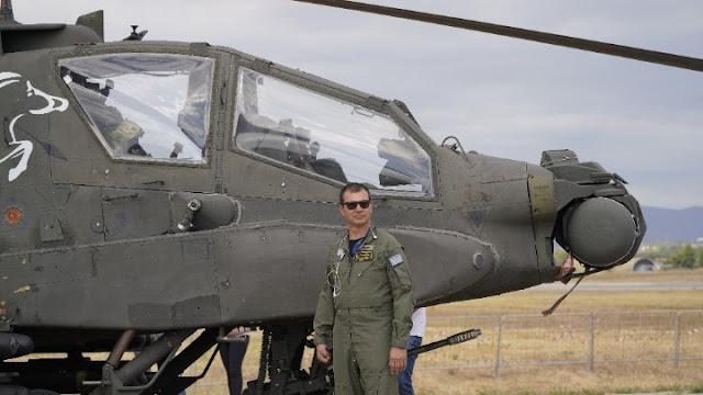 Μαθητές της Γ΄ Λυκείου θα έχουν την ευκαιρία να πετάξουν με πιλότους της Πολεμικής Αεροπορίας
