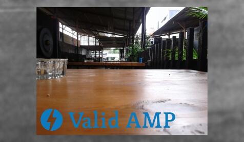 Gambar Postingan Blog Valid Template AMP