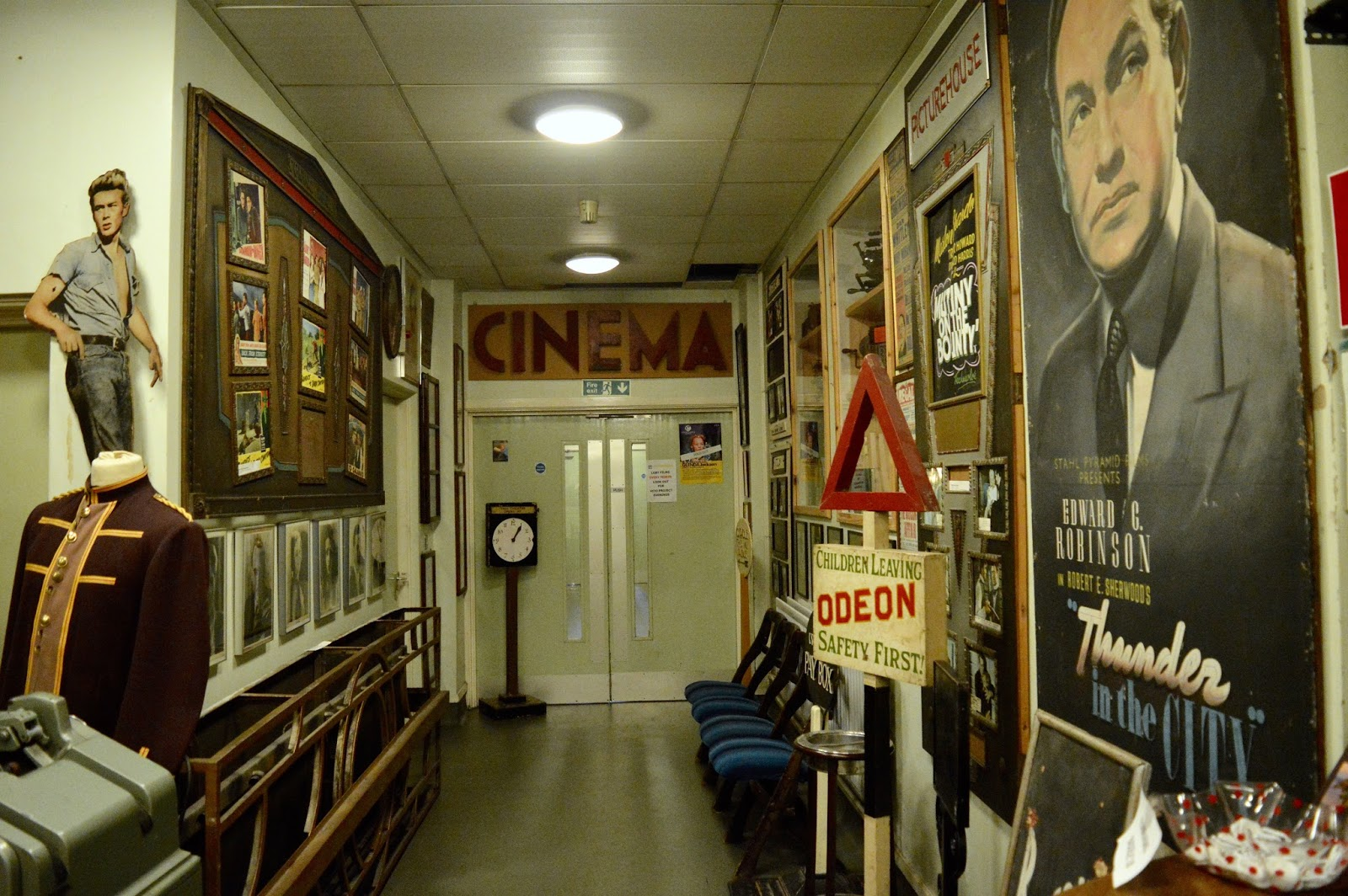 Inside the Cinema Museum