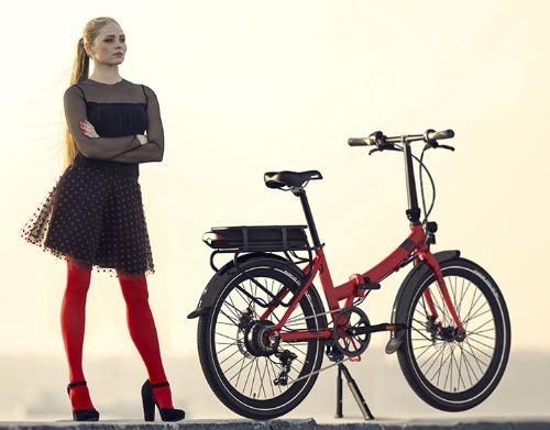 Legend Siena e-bike vouwfiets