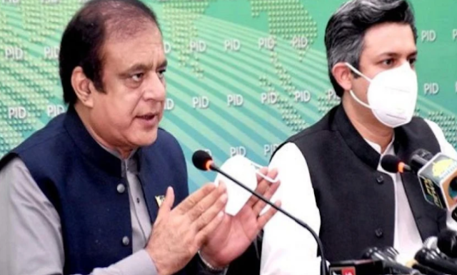 The previous government is responsible for the catastrophe in the country: Shibli Faraz