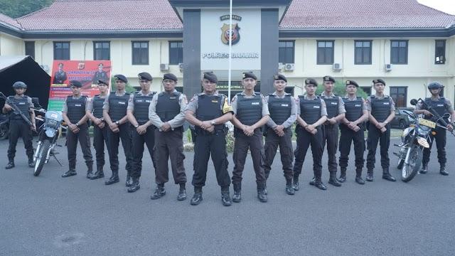 Satuan Sabhara Polres Banjar Bentuk Tim Pengurai Arus Kemacetan Idul Fitri