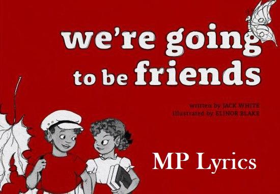 lyrics for friends | You're My Best Friend | Queen
