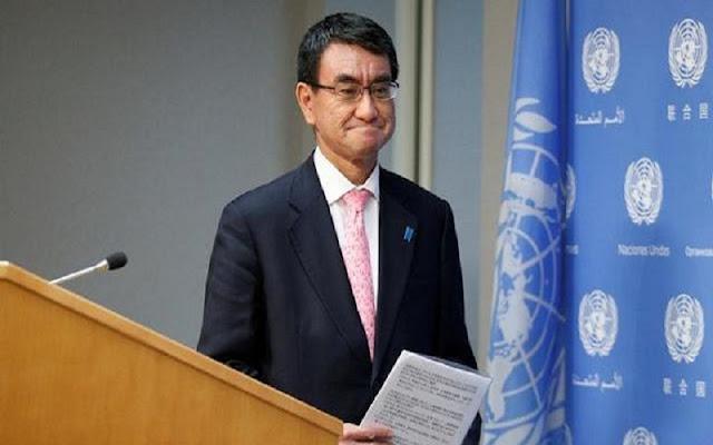 Menlu Jepang: Jepang Tak Akan Pindahkan Kedubes Ke Yerusalem