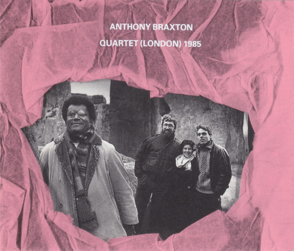 Anthony Braxton, Quartet (London) 1985