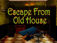 Top10NewGames - Top10 Escape From Old House