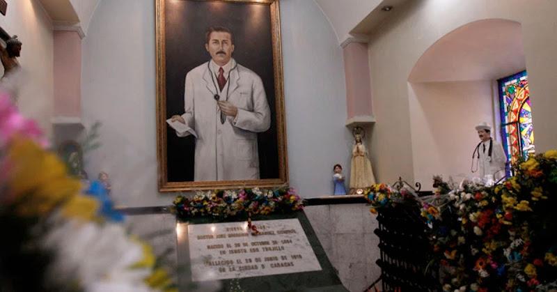 Aprobado en Venezuela el milagro de José Gregorio Hernández