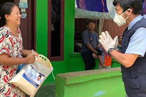 Tim Irfan Peduli Kembali Salurkan Bantuan ke Warga Maros