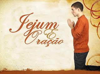 Sermão: Jejum e Oração