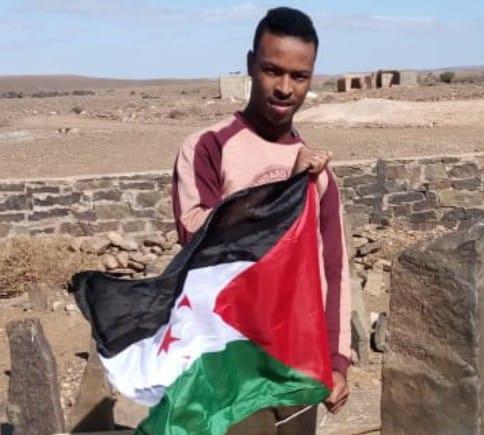 الإحتلال المغربي يصدر حكما إنتقامياً بالسجن النافذ 20 سنة ضد أسير مدني صحراوي.