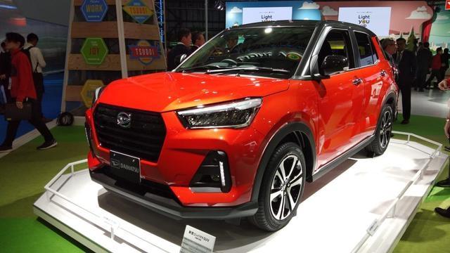 Tampilan Daihatsu Rocky 2020 yang Sporty dan Stylish