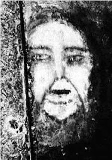 """Le visage apparu le 8 septembre 1971, nommé """"La Pava"""""""